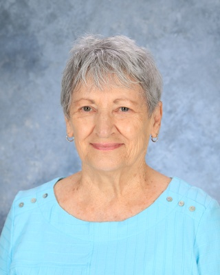 Photo of Fran Gillespie, Kindergarten Aide