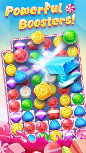 Candy Charming - 2019 Match 3 Puzzle Free Games screenshots 5