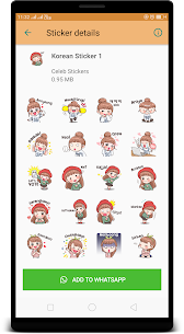 BlackPink WAStickerApps : Stickers for Whatsapp App Download For Android 3