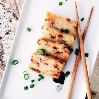 Chinese Turnip Cake (Lo Bak Goh)