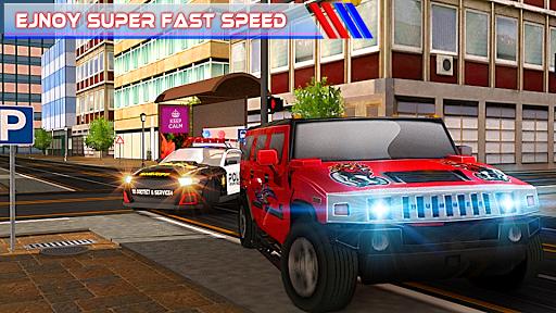 Criminal Police Car Chase 3Dud83dudc6e  screenshots 2