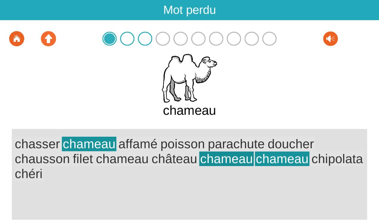 Bien-aimé Apprendre à lire / 1000 mots - Android Apps on Google Play GV01