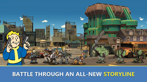 Fallout Shelter Online filehippodl screenshot 3