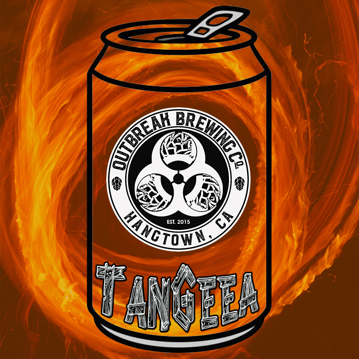 Logo of Outbreak Tangeea IPA