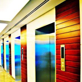 by Mark Tomboc - Buildings & Architecture Other Interior