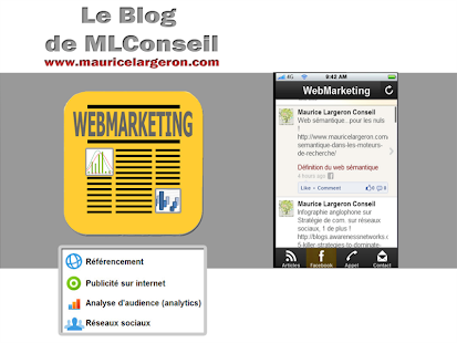 Blog WebMarketing - screenshot thumbnail