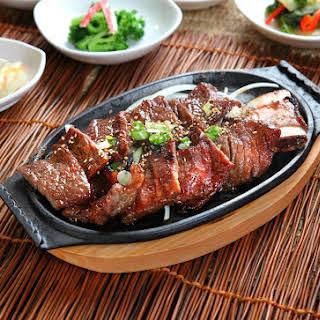 Korean Beef Marinade.