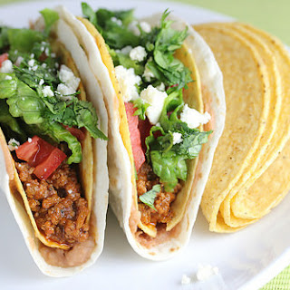Double Decker Tacos.