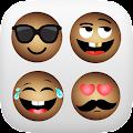 African Emoji Keyboard 2018 - Cute Emoticon download