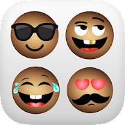 App African Emoji Keyboard 2018 - Cute Emoticon APK for Windows Phone