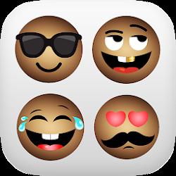 African Emoji Keyboard 2018 - Cute Emoticon