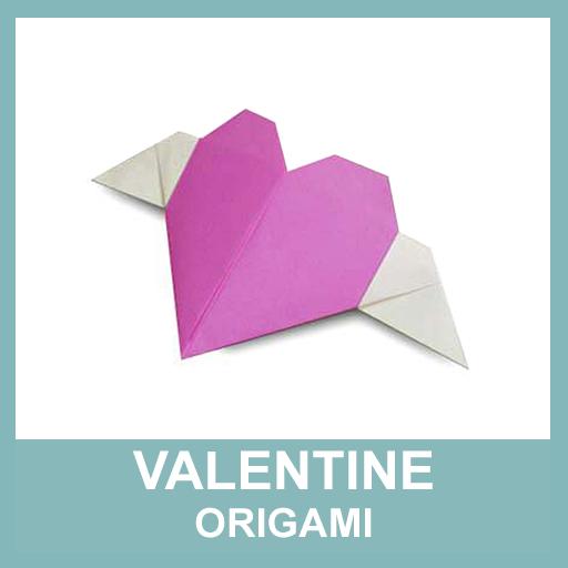 App Insights Valentine Origami Apptopia