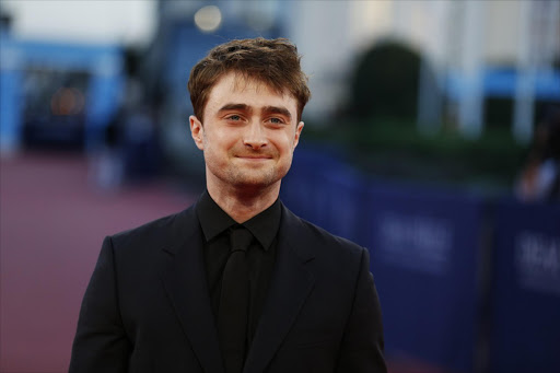 British actor Daniel Radcliffe.