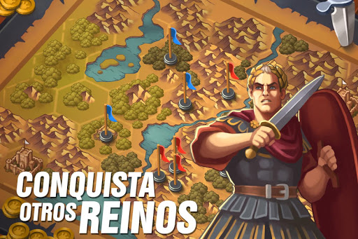 Lords & Castles para Android