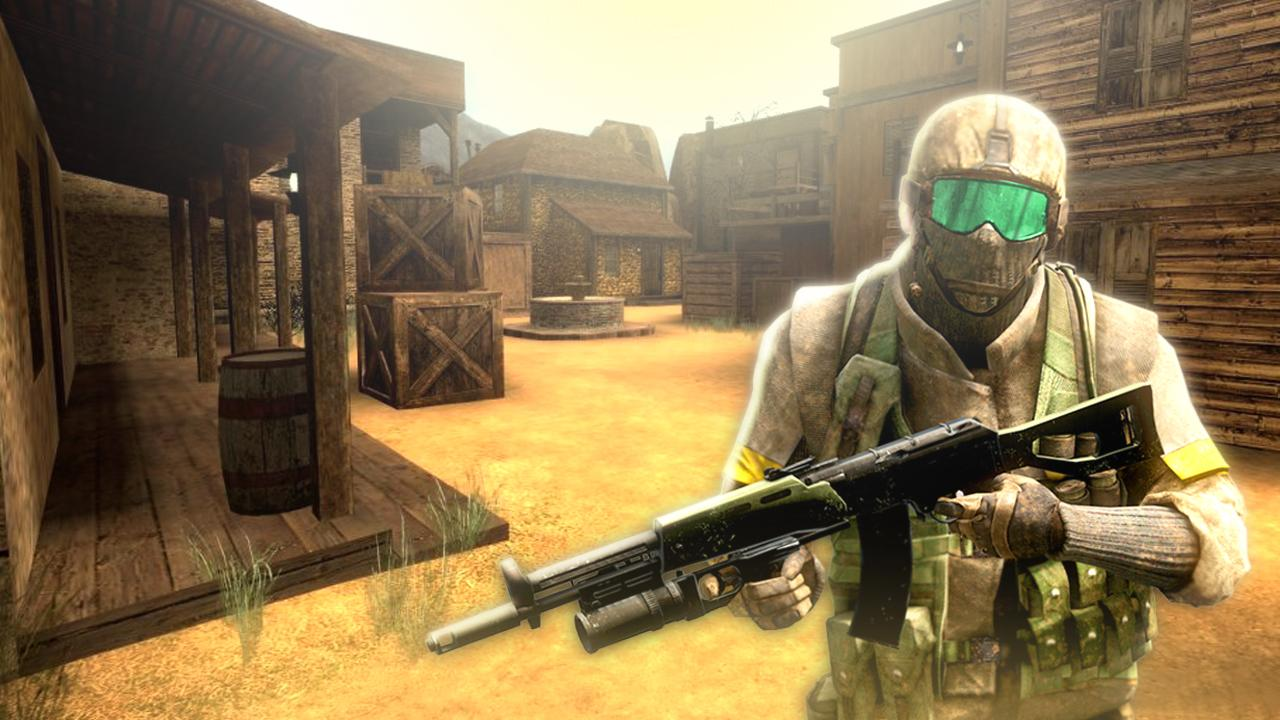 Mission Counter Strike- screenshot