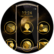 Luxury Gold Icon Pack