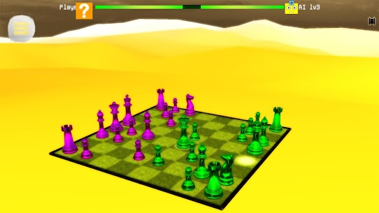 Chess 3D Free : Real Battle Chess 3D Online 8