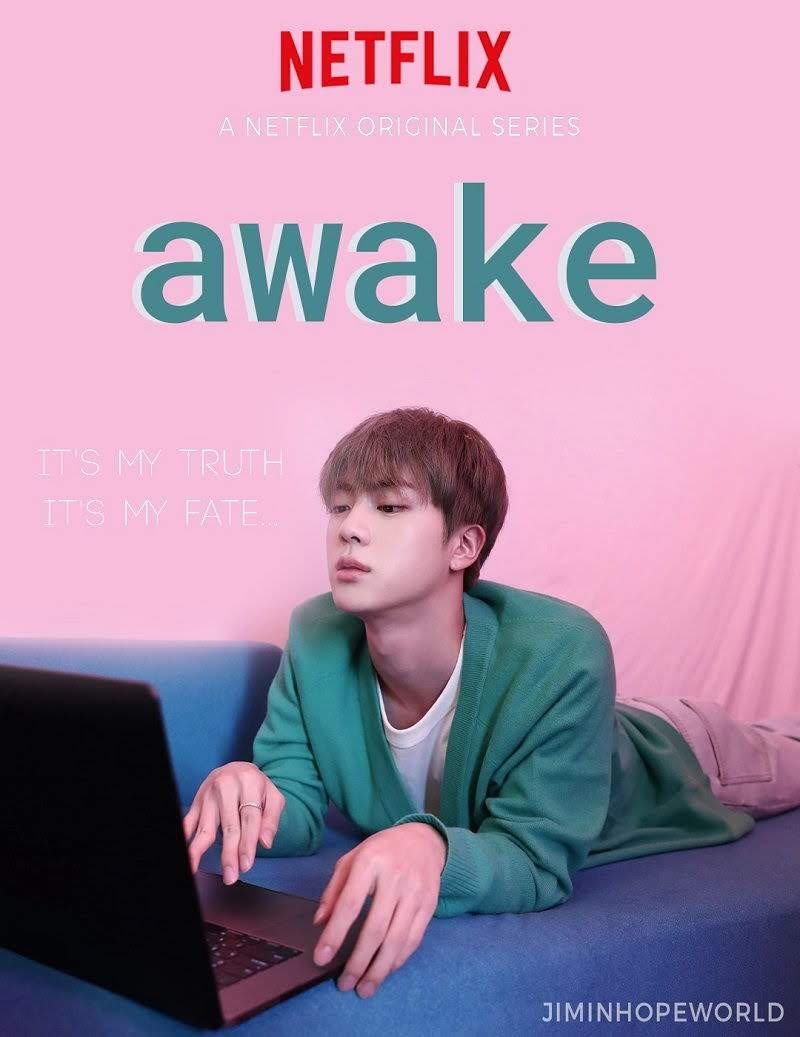 Jin awake fan edit