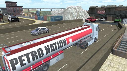 Truck Driving Simulator 2020 1.27 screenshots 5