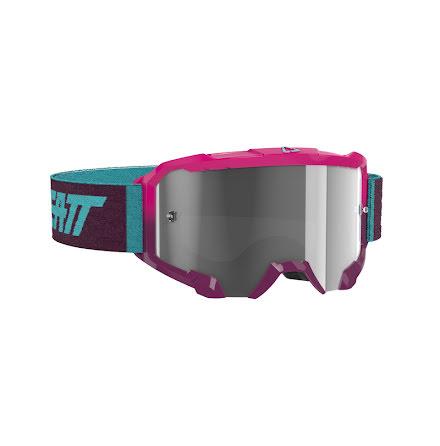 Leatt Goggle Velocity 4.5 Neon rosa/Grå 58%