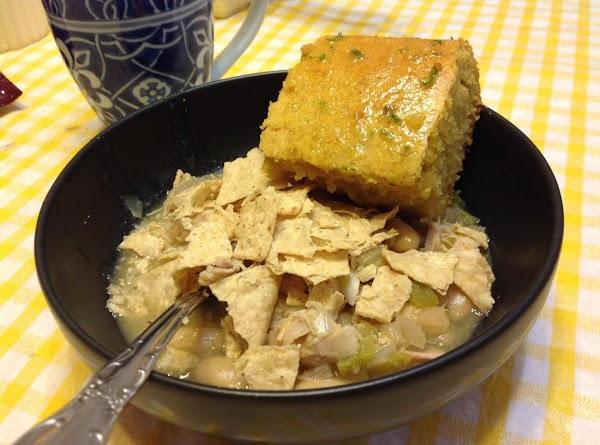 Moist Cornbread With Honeylime Butter Recipe
