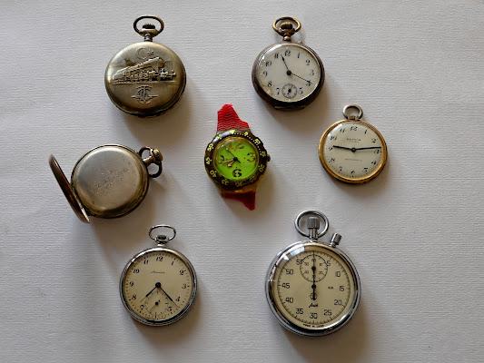 ... il tempo va, passano le ore ... di GVatterioni