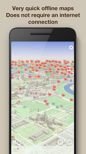 Speed Cameras & HUD, Radar Detector - ContraCam 1.3.2.1-Google screenshots 2