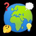 World Quiz - Geography Trivia icon