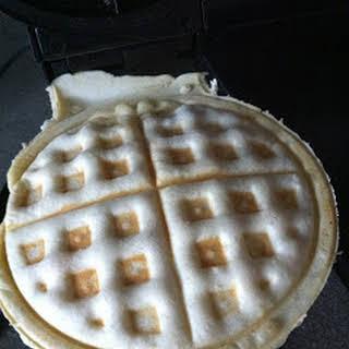 Waffle Pizza.