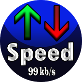 Internet Speed Meter ( Data Traffic Monitoring )
