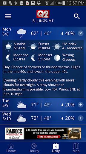 Q2 STORMTracker Weather App 4.10.1600 screenshots 4
