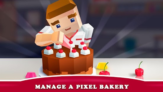 Baking Black Forest Cake Cooking Chef Simulator - náhled