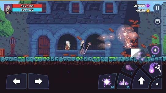 Moonrise Arena – Pixel Action RPG MOD APK [Unlimied Money] 8
