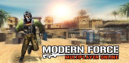 Modern Force Multiplayer Online Aplikasi Di Google Play