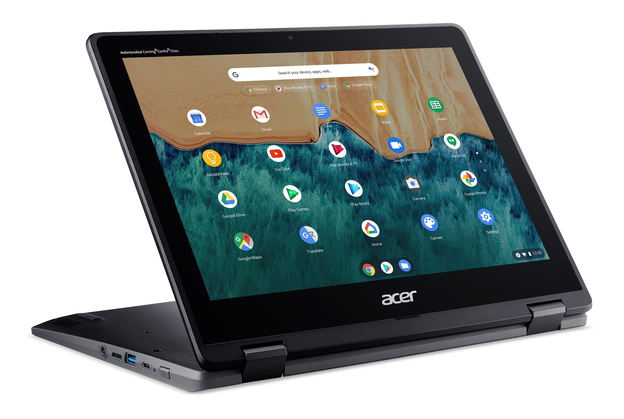 Acer Chromebook Spin 512 - photo 1