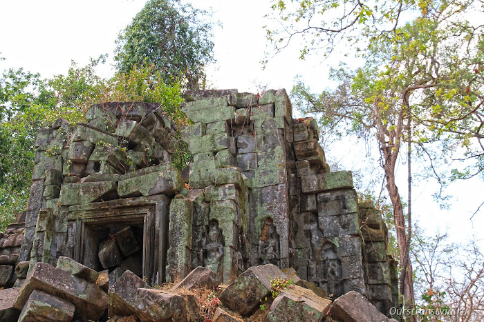 Beng Melea, Cambodia