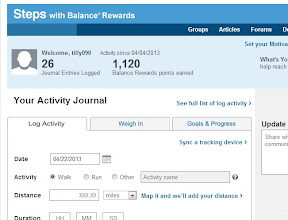 Photo: After a few weeks it was simple to gain over 1,000 points!