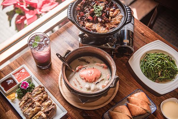 初月 砂鍋粥 丨茶飲丨私房菜