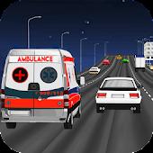 Tải Xa lộ xe cứu thương chạy xe đua xe trò chơi 🚑 miễn phí