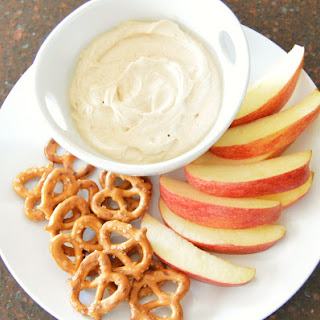 Peanut Butter Yogurt Dip Recipe