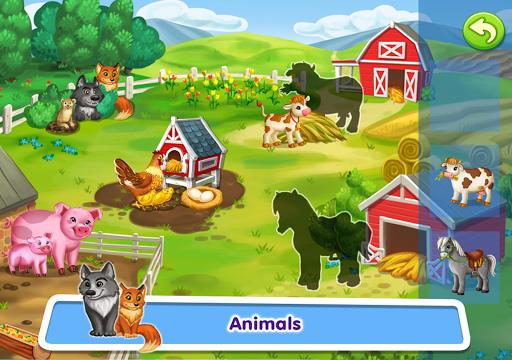 Educational puzzles - Preschool games for kids 1.3.119 screenshots 9