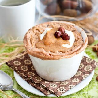 Chestnut Hazelnut Instant Breakfast Cake.
