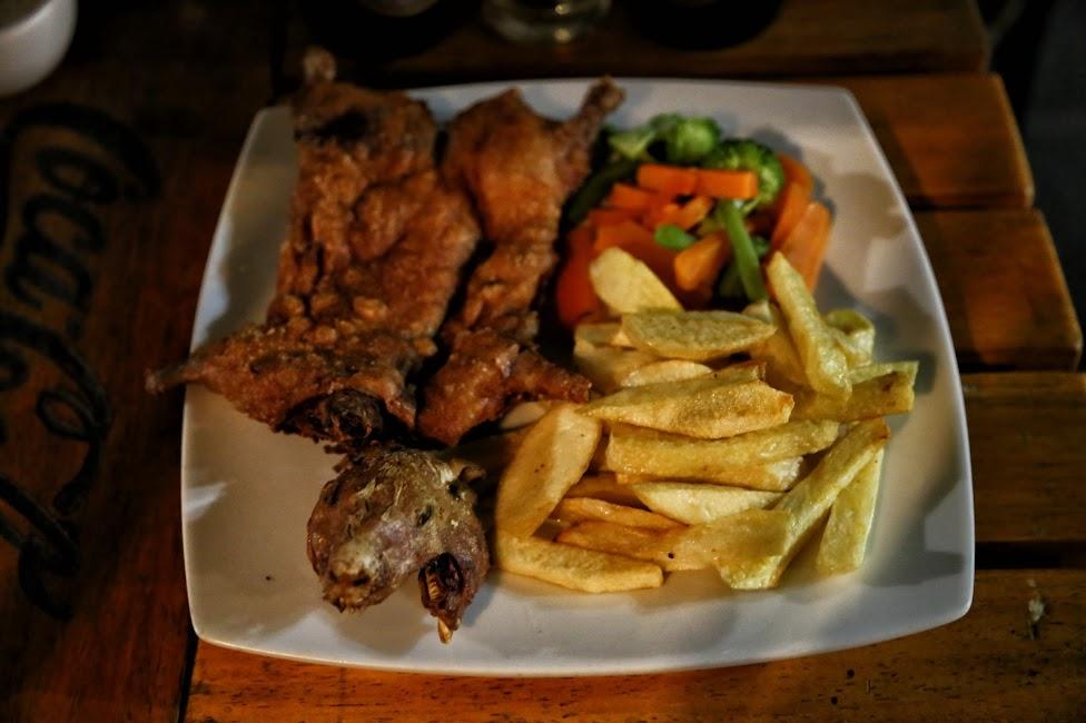 Peruwiańska kuchnia, Świnka morska, cuy