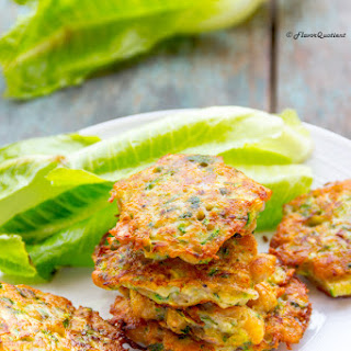 Zucchini Fritters Chickpea Flour Recipes.