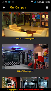 MAAC KOLKATA- screenshot thumbnail