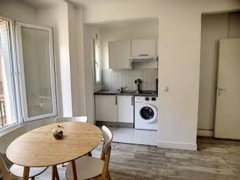 Appartement meublé 2 pièces 32,65 m2