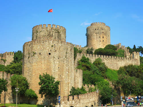 Top Thing to Do in Istanbul Itinerary 3 days // Rumeli Fortress