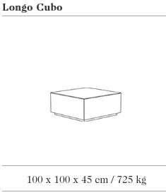 Technische tekening van de Longo Cubo uit de collectie van Escofet 1886