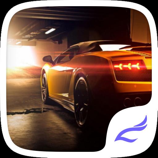 Racing Car Luxury Sports Theme