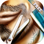 Barber shop Beard and Mustache Icon